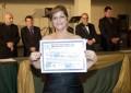 A conceituada médica Sheila Patrícia Caldeira Dias é Gente de Expressão de Minas Gerais.