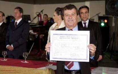 Dr. Marco Antônio Sousa Leão, reitor da UNIFOR, Gente de Expressão de Minas Gerais, destaque na educação no Centro-Oeste de Minas Gerais.