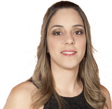 Nutricionista de grande atuação em Três Pontas e região, Adalise  Dayane Vieira da Silveira