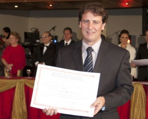 Advogado e Contador  dos mais atuantes em Ponte Nova e região, Domingos Sávio Caríssimo