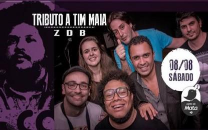 Tributo a Tim Maia :Banda local faz homenagem ao Síndico, em Juiz de Fora