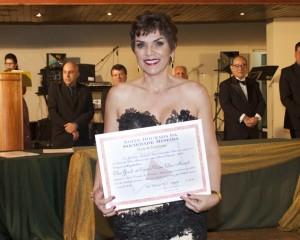 A Juíza de Direito Gisele de Cássia Vieira Dias Macêdo é Gente de Expressão de Minas Gerais