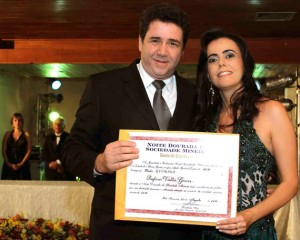 Professor Válter Gomes, Gente de Expressão de Minas Gerais